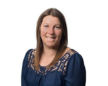 Julie Levesque de l'Association du Lac Chapleau