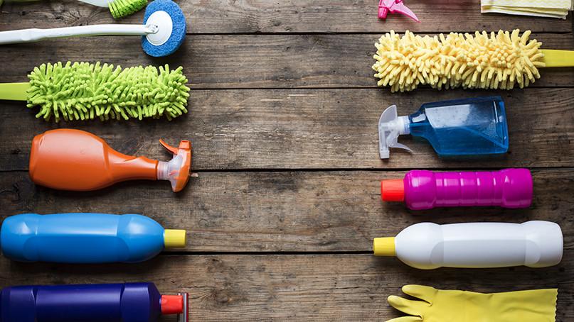 Les produits nettoyants; des polluants qui s'insinuent dans notre quotidien!