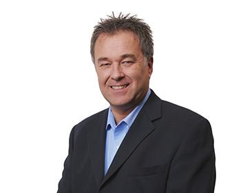 Daniel Vachon de l'Association du lac Chapleau