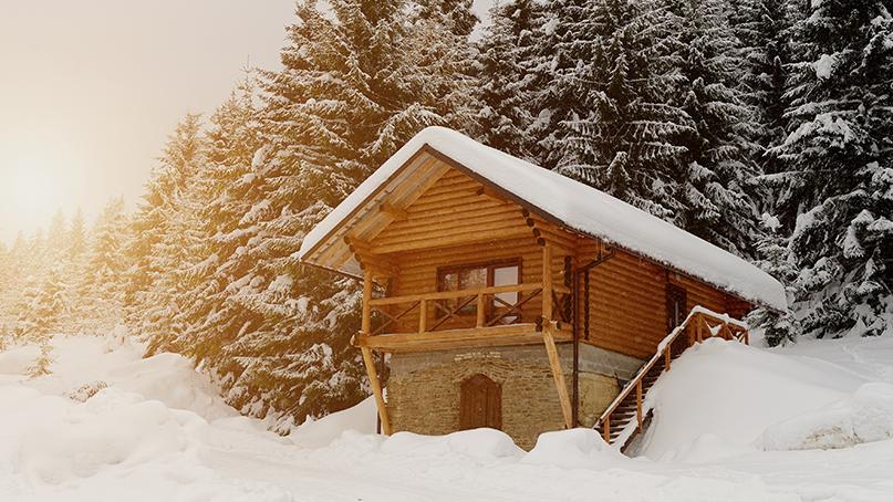 Protéger votre chalet avant l'hiver