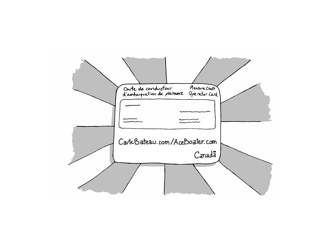 Le certificat de conducteur d'embarcation de plaisance, c'est obligatoire!